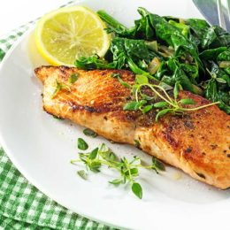 Grilled-Salmon-With-Thym